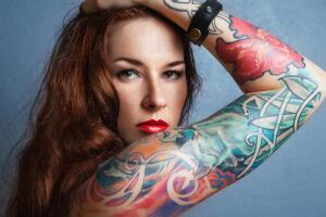 Японцы используют татуировку, чтобы «персонализировать» свое тело.