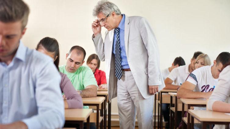 И чего только не бывает на экзаменах? Студенческие байки