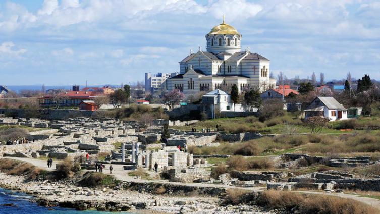 Собор Святого Владимира в Херсонесе