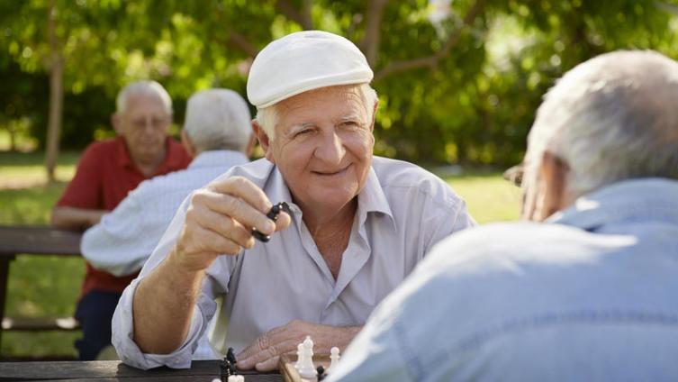 Чем прекрасна старость? Эссе о старшем поколении