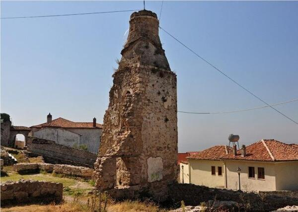 Руины крепости Скандербега