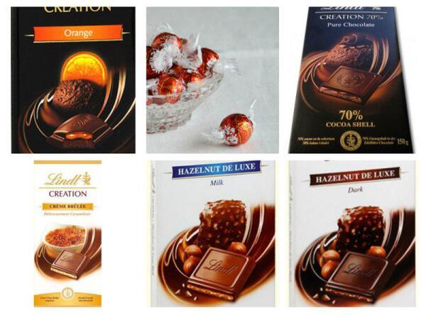 Любишь сладкое? Комментируй и выиграй шоколадный набор от Lindt в конкурсе