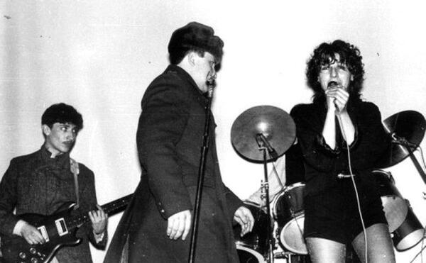 Печально известный концерт группы БРАВО в 1984 году.