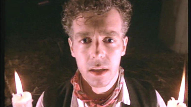 Кадр из клипа «It's A Sin»