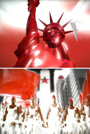 Кадры из клипа «Go West»