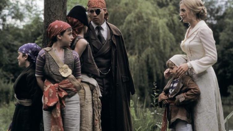 Кадр из фильма «Волшебная страна»