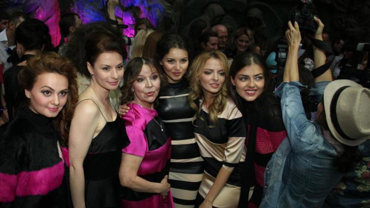 Кто выходил на звёздный подиум Татьяны Михалковой?