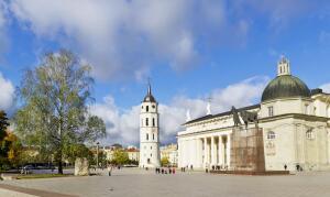 Что посмотреть в Вильнюсе? Старый город