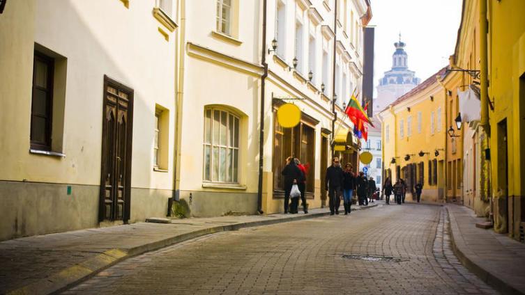 Что посмотреть в Вильнюсе? Современная жизнь