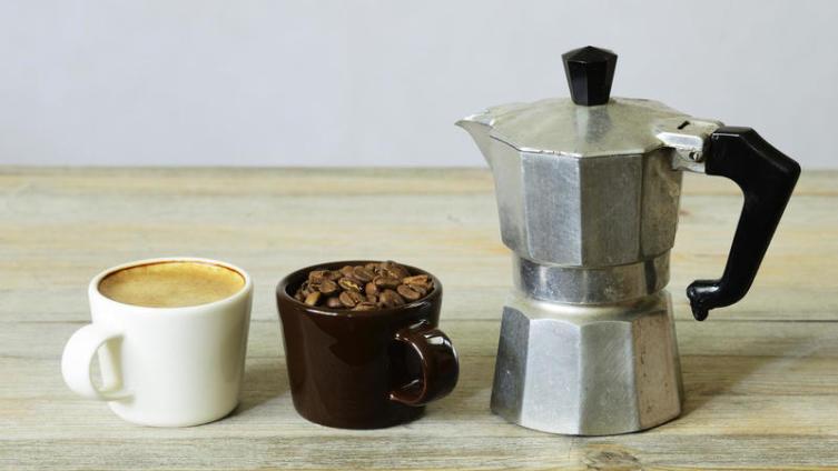 А вы любите пить кофе?