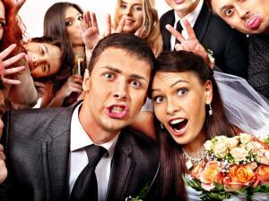 Свадебная фотосессия – весёлое и увлекательное событие