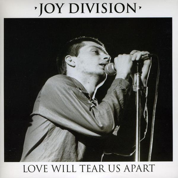Считают, что «Love Will Tear Us Apart» иронично обыграло название песни THE CAPTAIN & TENNILLE «Love Will Keep Us Together» (