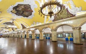 Как появилось московское метро?