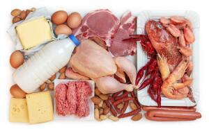 Коррекция веса. Из чего состоит еда?
