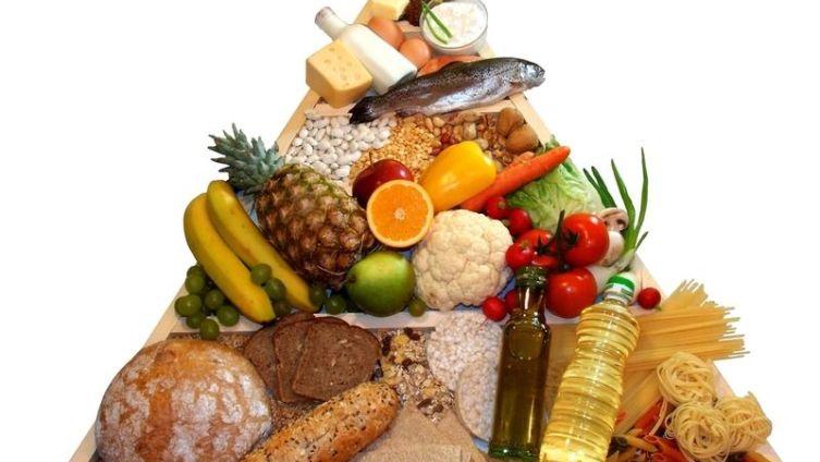 Коррекция веса. Как питаться правильно?