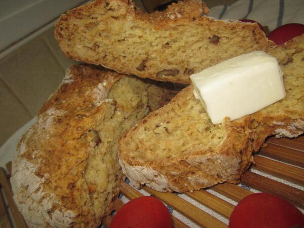 Как приготовить ирландский содовый хлеб?