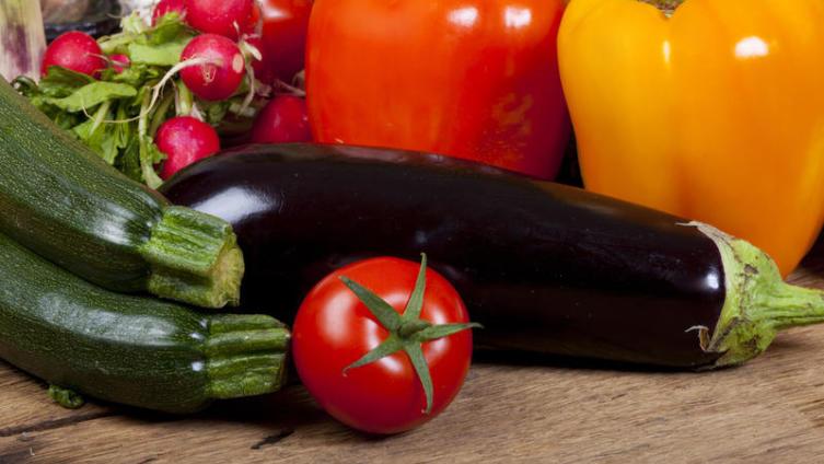 Баклажаны и другие овощи