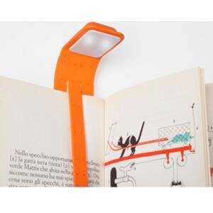 Любите читать перед сном? Участвуйте в конкурсе комментариев и получите в подарок лампу-закладку для чтения в темноте!