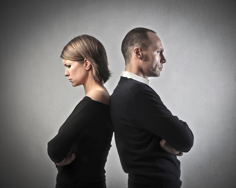 Секс у бывших супругов