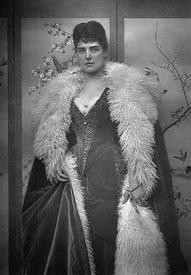 Дженни Черчилль, мать Уинстона