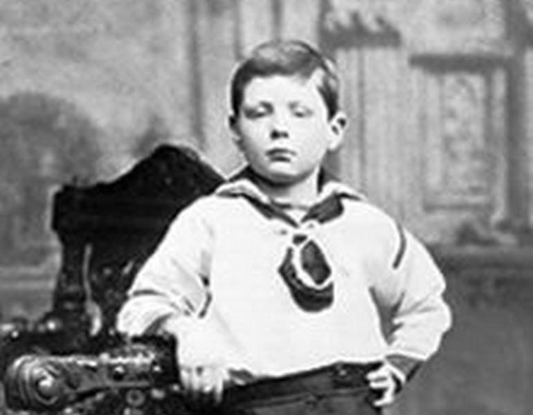 Уинстон Черчилль. Какими были его детские годы?