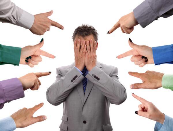 «Козел отпущения». Кто им становится и почему?