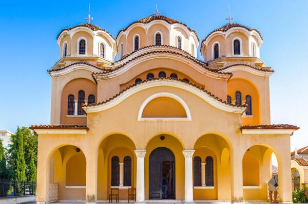 Православный храм в Шкодере