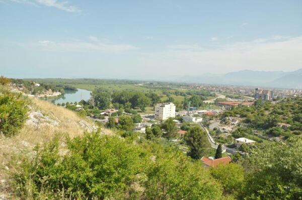 Шкодер. Четвертый по численности город Албании