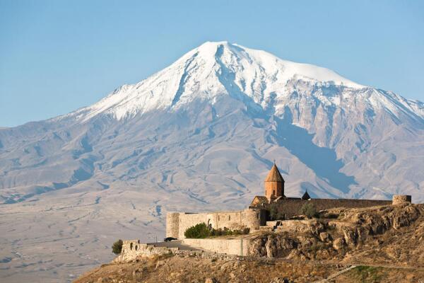 Откуда лучше любоваться Араратом? Монастырь Хор Вирап