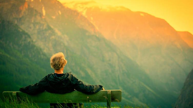 Как научиться наслаждаться жизнью? Начните с главного – с умения бывать одному