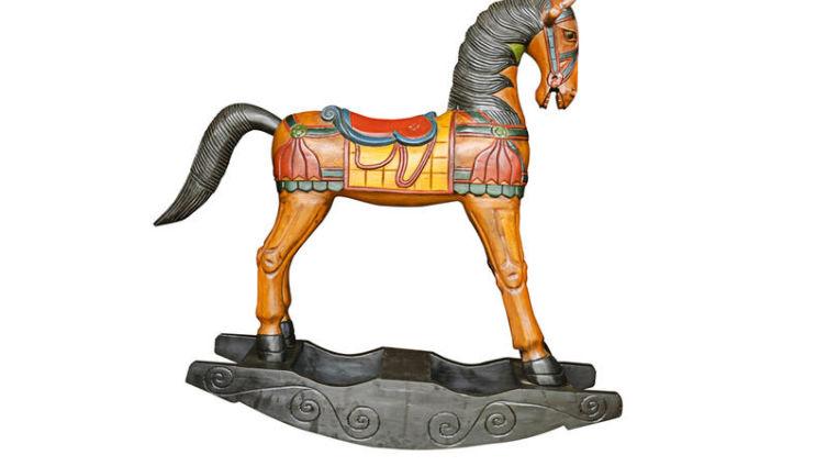 Какие детские игрушки существовали в древности?