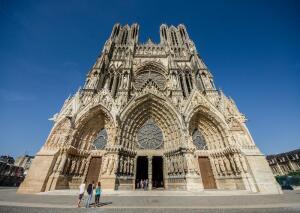 На какой книге присягали французские короли?