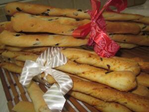Как приготовить итальянские хлебные палочки «Гриссини»?