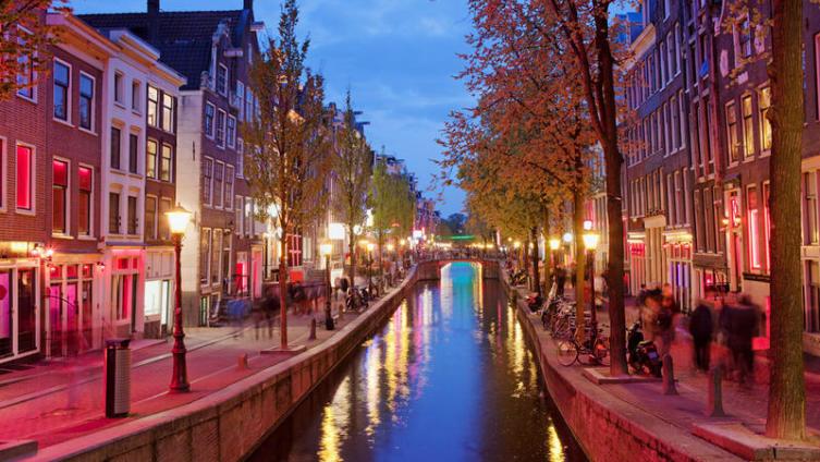 Что стоит посмотреть в Амстердаме?
