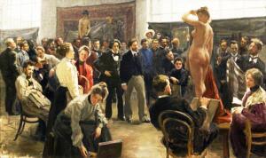 Илья Ефимович Репин - «трудолюбивая посредственность»? Ко дню рождения художника