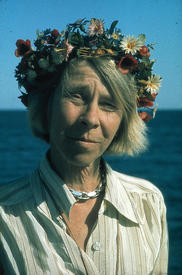 Туве Янссон 80 лет, 9 августа 1994 г.