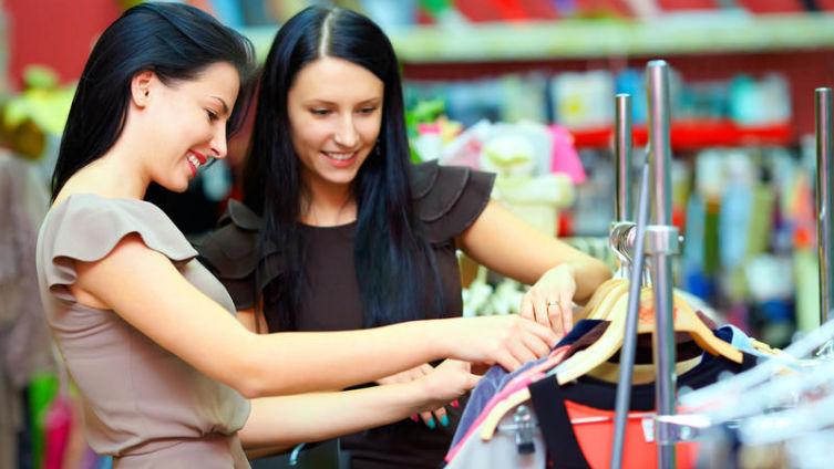 Как сохранить покой в душе и мир в семье, покупая себе новую одежду?