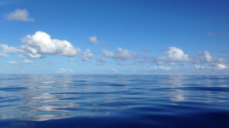 Штиль в океане