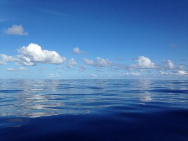 Страшно ли путешествовать через Атлантику в одиночку?
