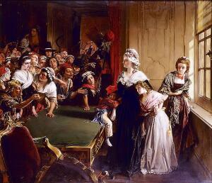 Мария-Антуанетта - жертва Революции? Часть 2