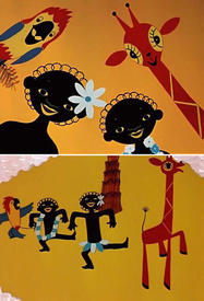 Кадры из м-ф «Катерок» (1970)