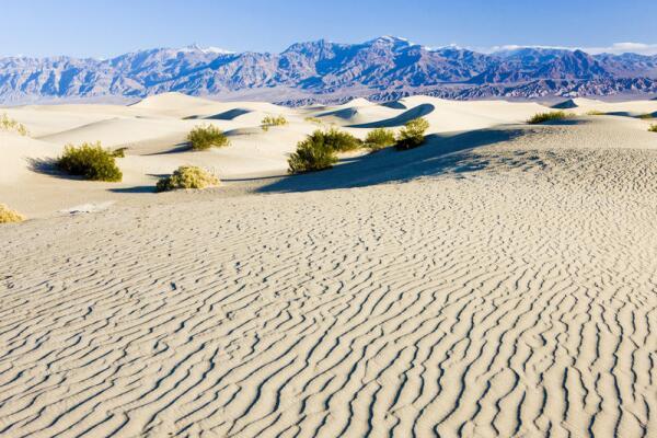 Долина смерти. Калифорния
