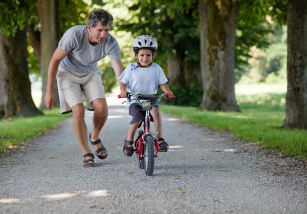 Какие существуют правила езды на велосипеде?