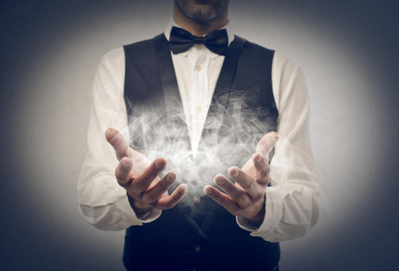 Как устроить эффектный технический фокус без профессиональных навыков? Рассекречивание