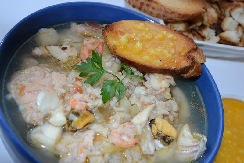 Как приготовить французский суп рыбаков буйабес?