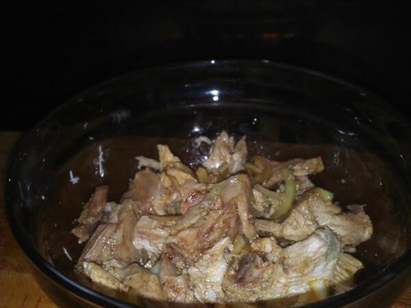 Готовая курица Гуавей Цзи