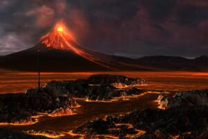 Сколько осталось жить человечеству? Вулканы
