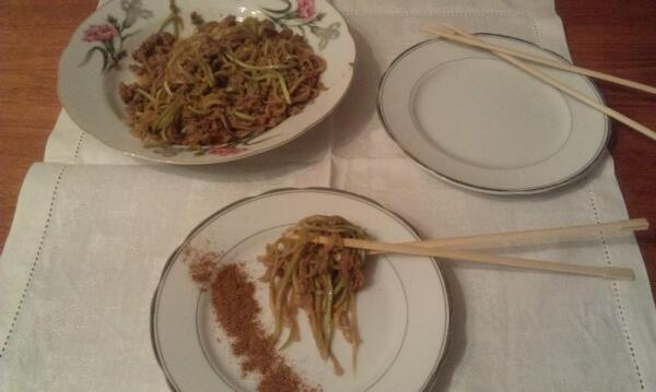 Южнокорейские кабачки