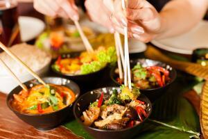 Как приготовить блюда китайской кухни?
