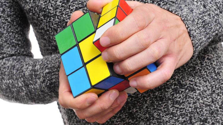 Как собрать Кубик Рубика?